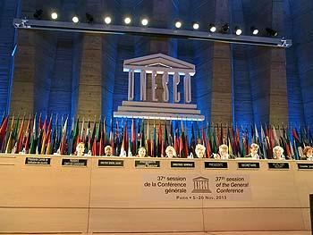 L'équipe managériale de l'UNESCO