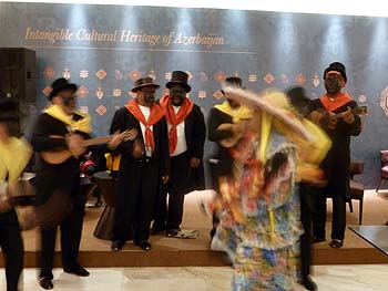 la parranda de San Pedro de Guarenas et Guatire, chants et danses folkloriques du Venezuela